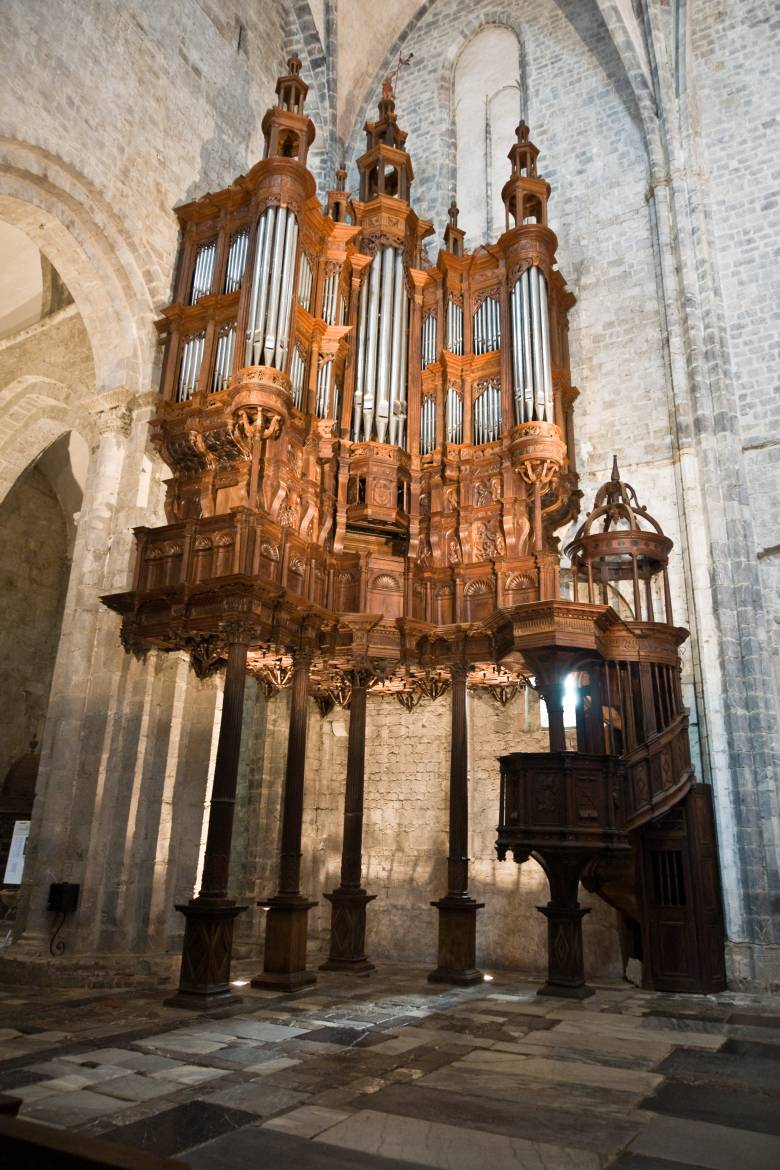 Orgue Saint Bertrand De Comminges