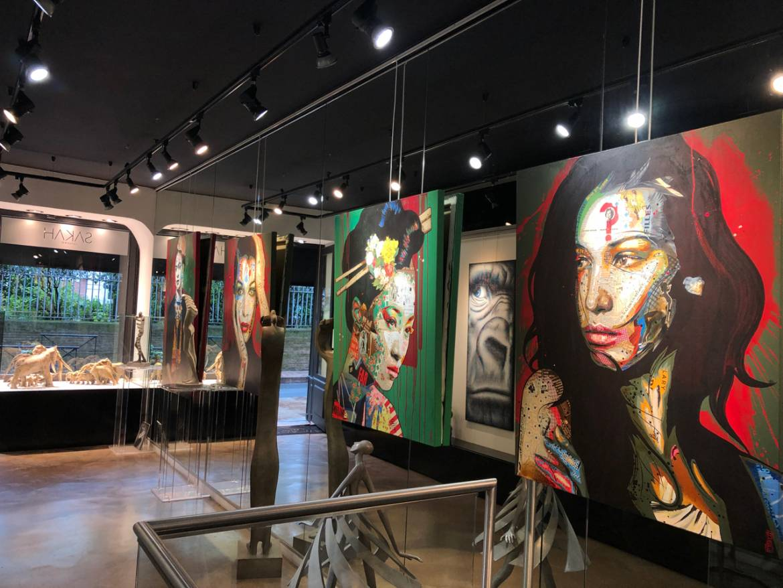 Sakah Galerie • Bauville
