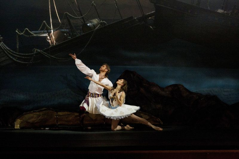 Bolchoï de Moscou : Le Corsaire - Photo Ballet du Bolchoï -