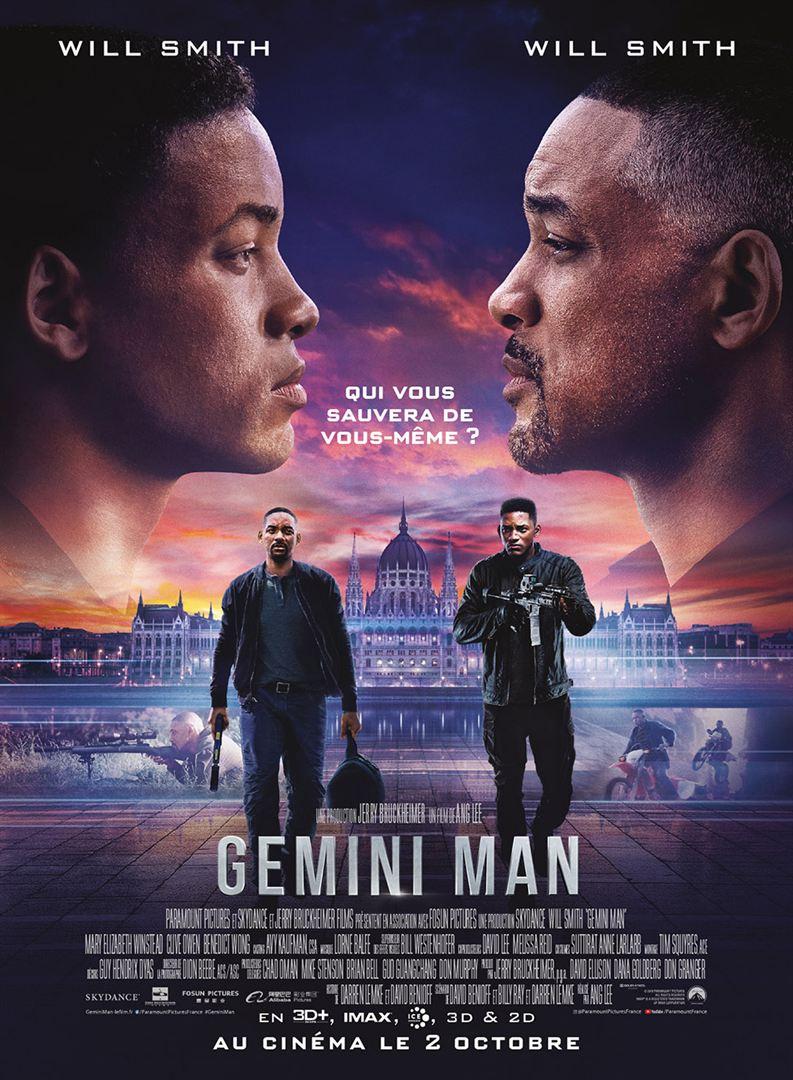 Gemini Man Affiche