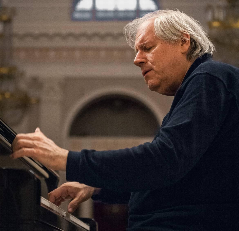 Grigory Sokolov © Mary Slepkova / Deutsch Grammophon