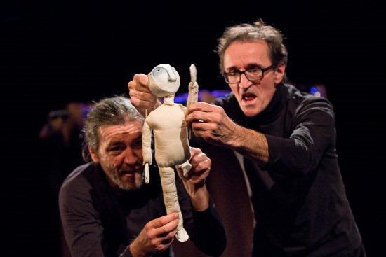 Impro Marionnette
