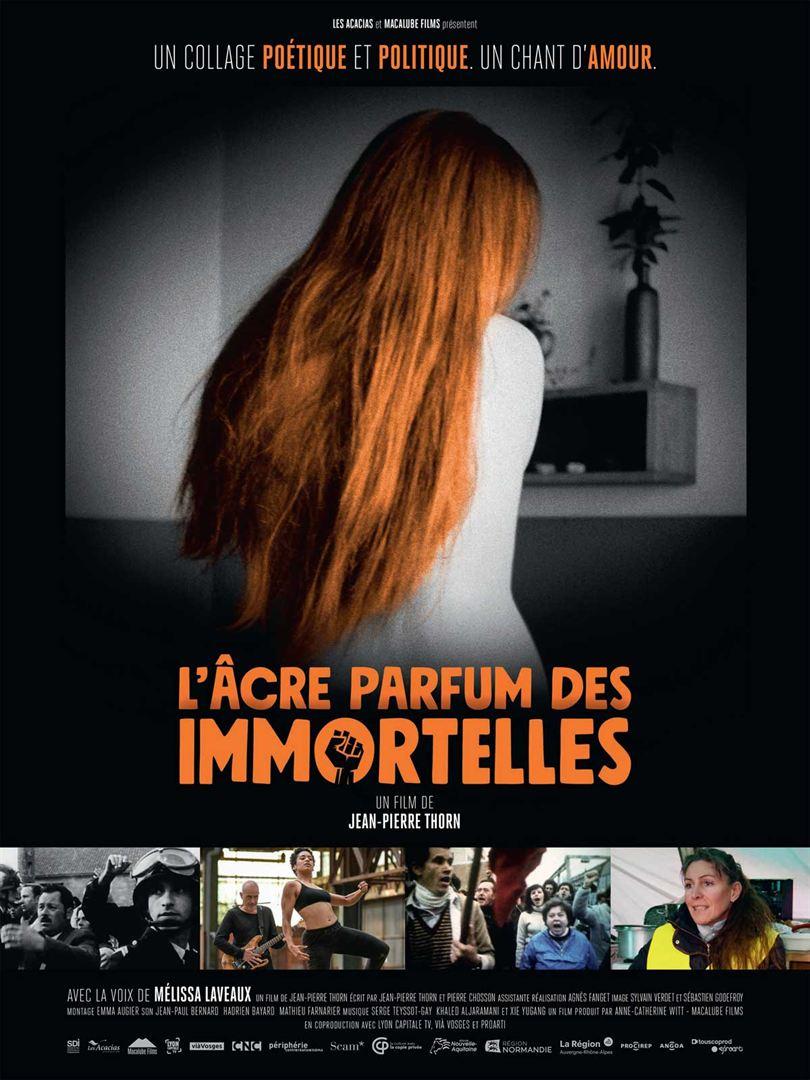 L'acre Parfum Des Immortelle