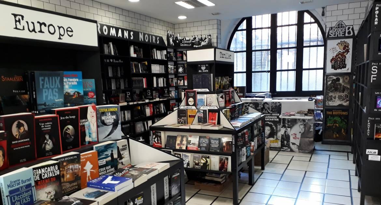 Librairie Toulouse