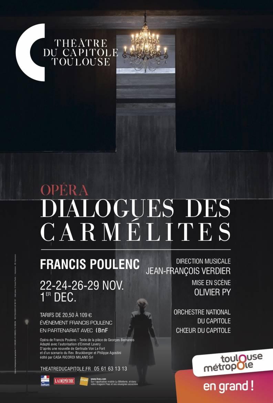 Dialogues Des Carmélites Capitole
