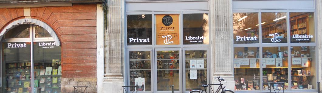 Librairie Privat centre ville de Toulouse