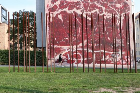 Goethe Institut Mur De Berlin