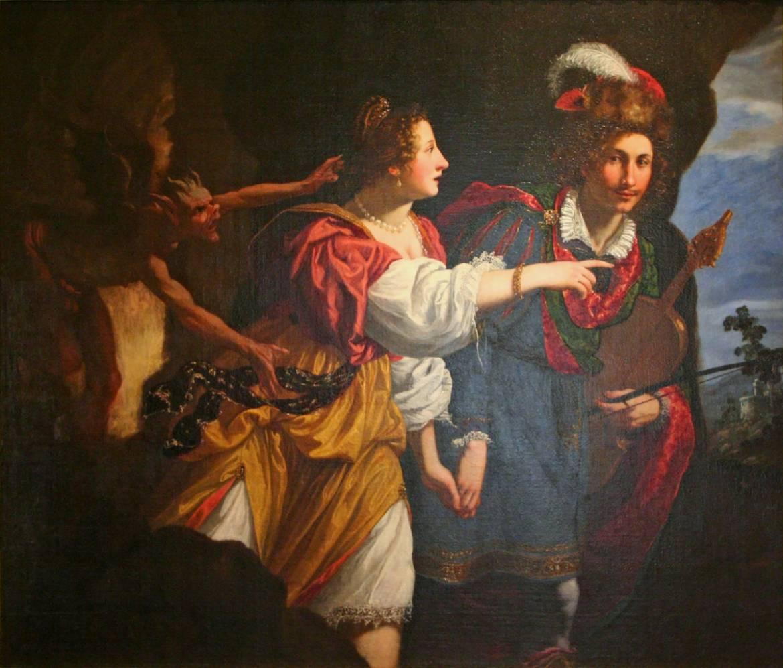 Jacopo Vignali Orfeo et Euridice (1625 ?)