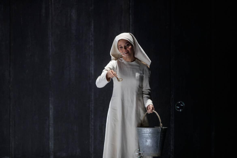 Jodie Devos (Soeur Constance de Saint-Denis) © Patrice Nin