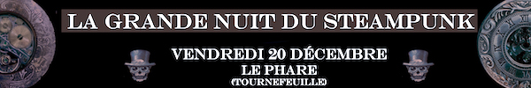 Nuit Du Steampunk