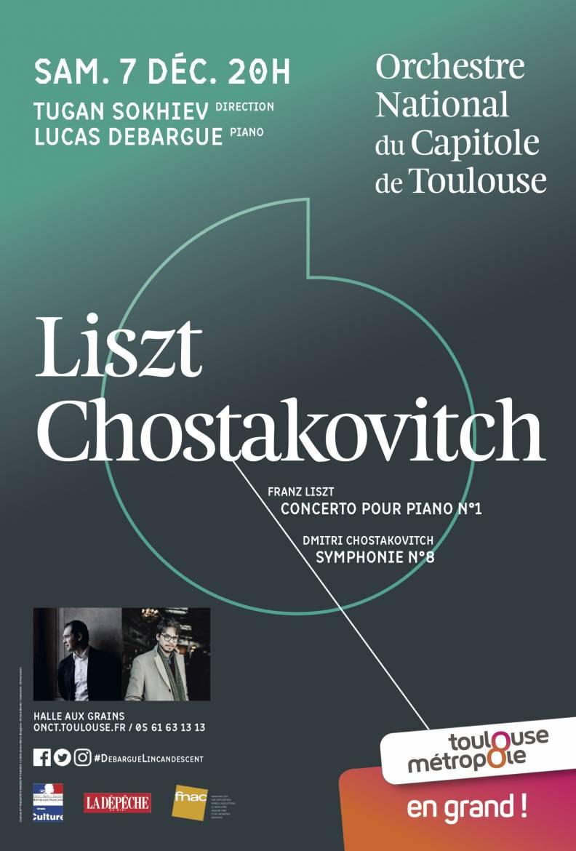 Orchestre Capitole Liszt