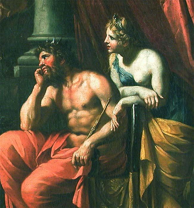 Pluton et son épouse Proserpine sous le charme de la musique d'Orphée – François Perrier - extrait