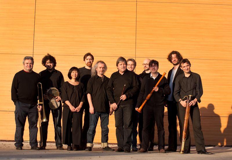Les Sacqueboutiers et l'ensemble vocal Clément Janequin - Photo Patrice Nin -