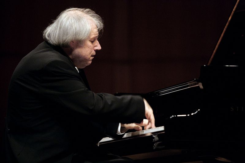 Grigory Sokolov - Photo Klaus Rudolph -