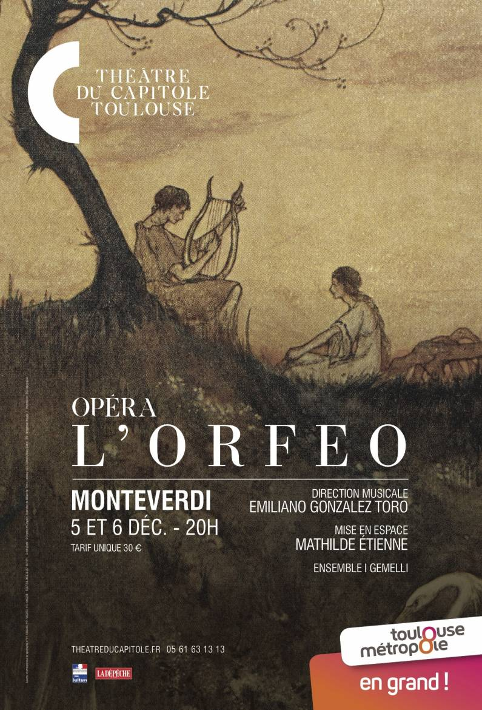 Theatre du Capitole - L'Orpheo