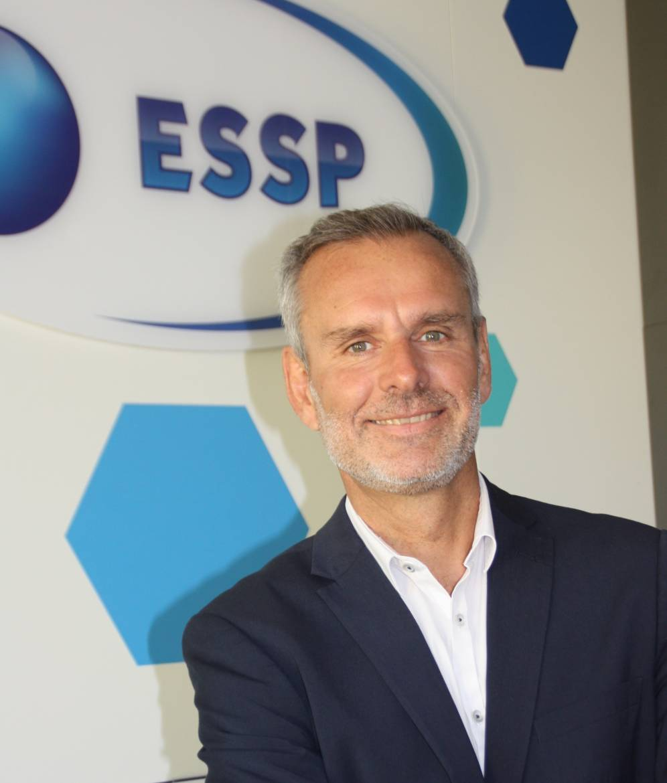 Thierry Racaud • European Satellite Services Provider