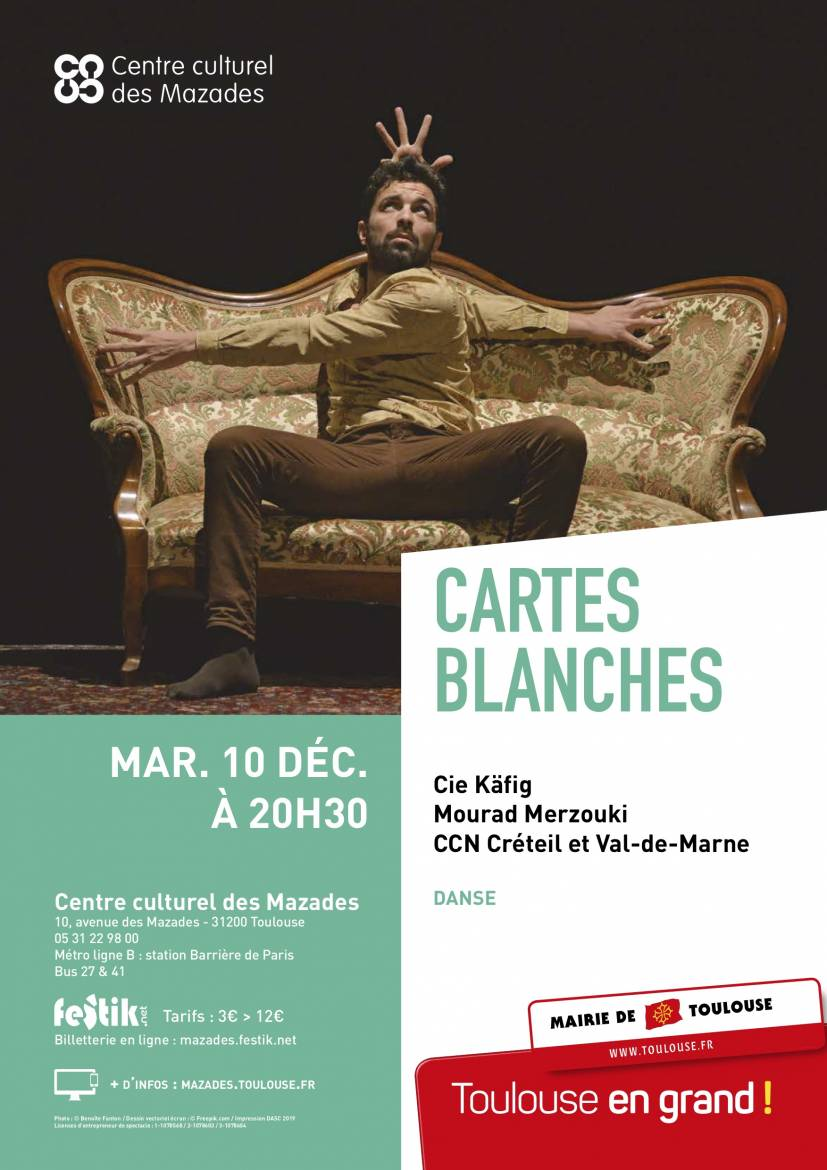 Cartes Blanches