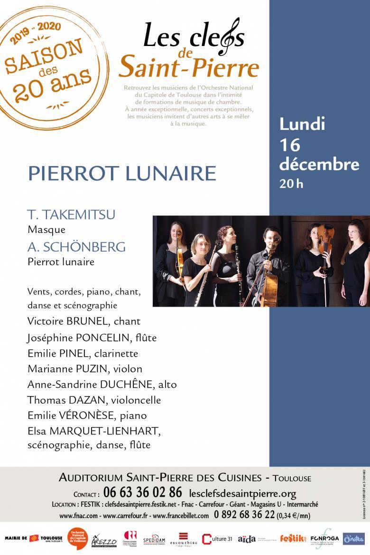 Clefs Saint Pierre Pierrot