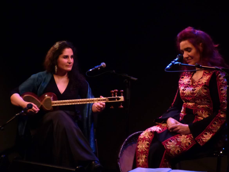 Françoise Atlan et Shadi Fathi