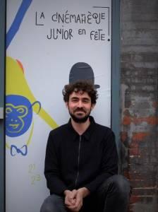 Guillaume Le Samedy - DR Cinémathèque de Toulouse