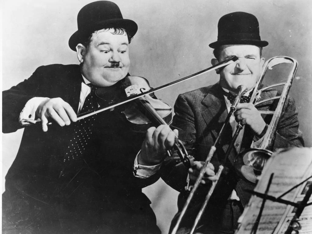 Laurel Et Hardy - Dossier de presse de la Cinémathèque de Toulouse