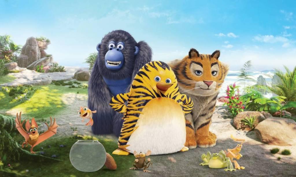 Les As De La Jungle TAT Productions - Dossier de presse de la Cinémathèque de Toulouse