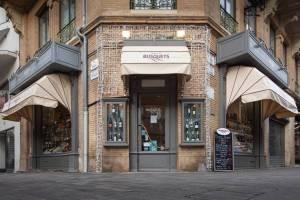 <h6>Maison Busquet 1</h6><p>Place Victor Hugo • Toulouse</p>