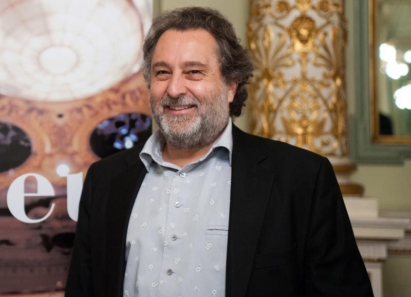 Le chef d'orchestre catalan Josep Pons - Photo A. Bofill -