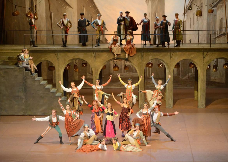 Roméo et Juliette • Ballet de Stuttgart