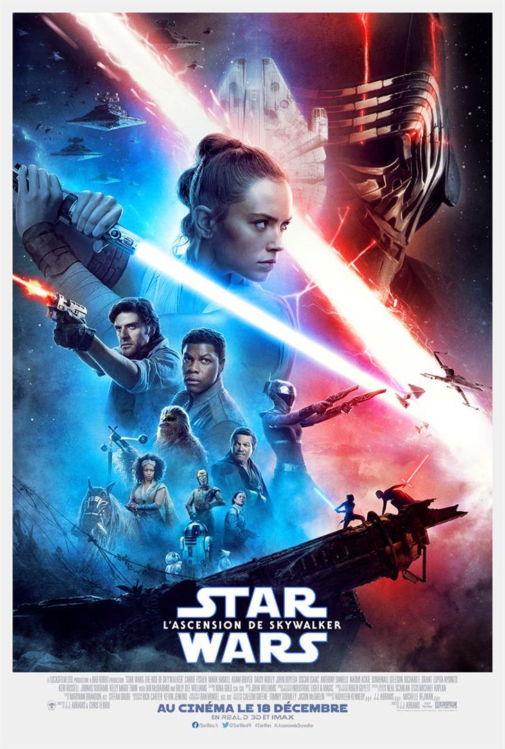 Star Wars 9 Affiche