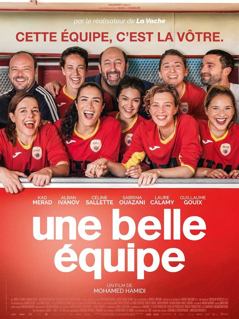 Belle Equipe Affiche