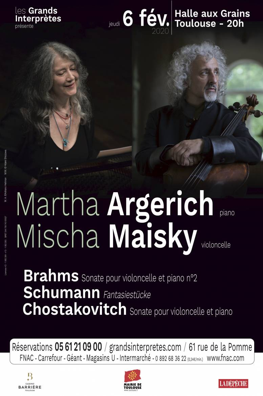 Grands Interpretes Argerich