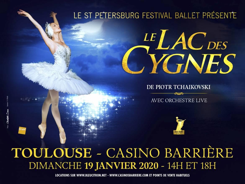 Lac Des Cygnes Toulouse