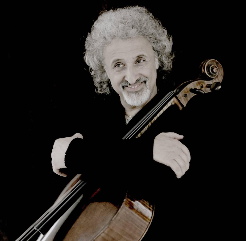 Mischa Maisky © Deutsch Grammophon