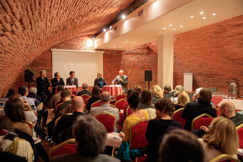 Conférence de presse des Musicales Franco-Russes