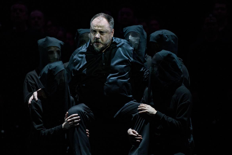 Parsifal - Matthias Goerne (Amfortas) © Cosimo Mirco Magliocca