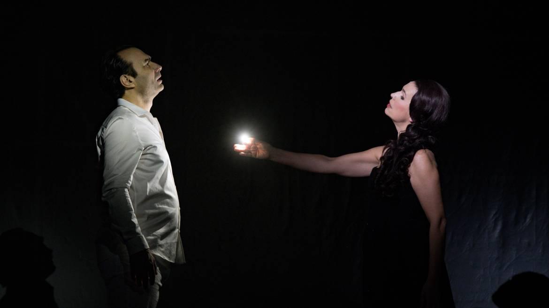 Parsifal - Nikolai Schukoff (Parsifal), Sophie Koch (Kundry) © Cosimo Mirco Magliocca