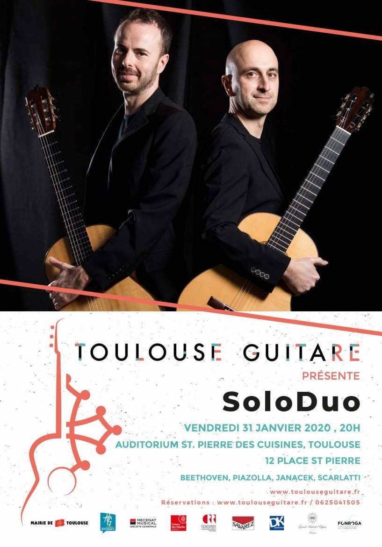 Toulouse Guitare Janvier
