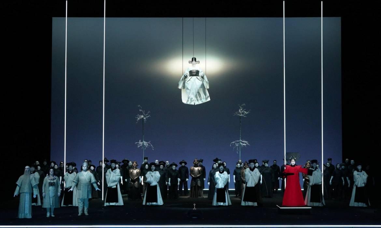 Turandot © Javier del Real