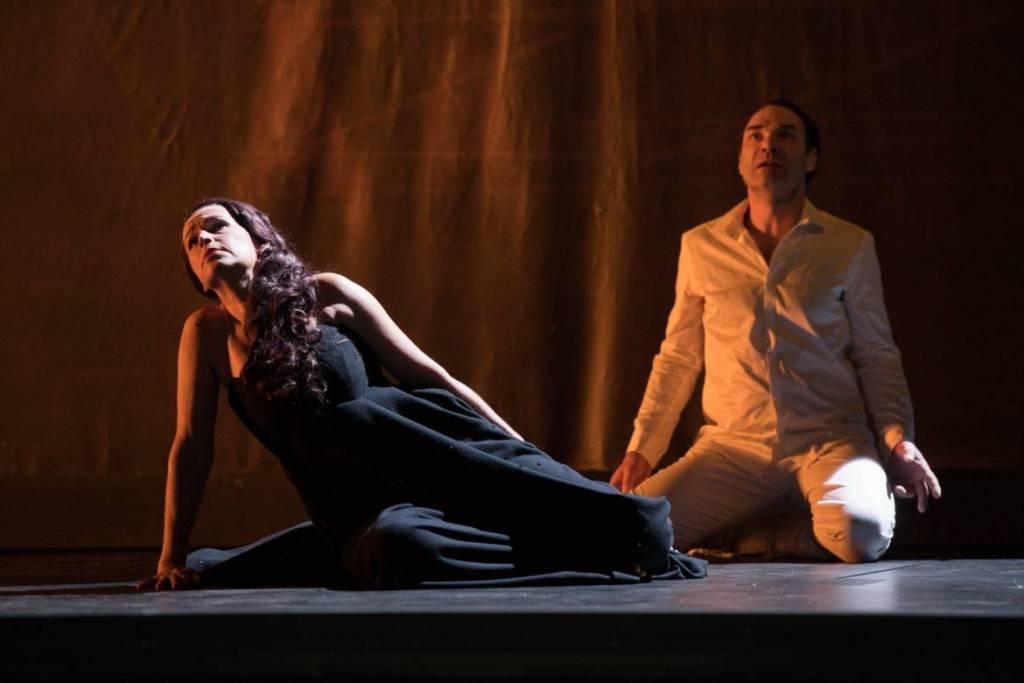 Sophie Koch (Kundry), Nikolai Schukoff (Parsifal)