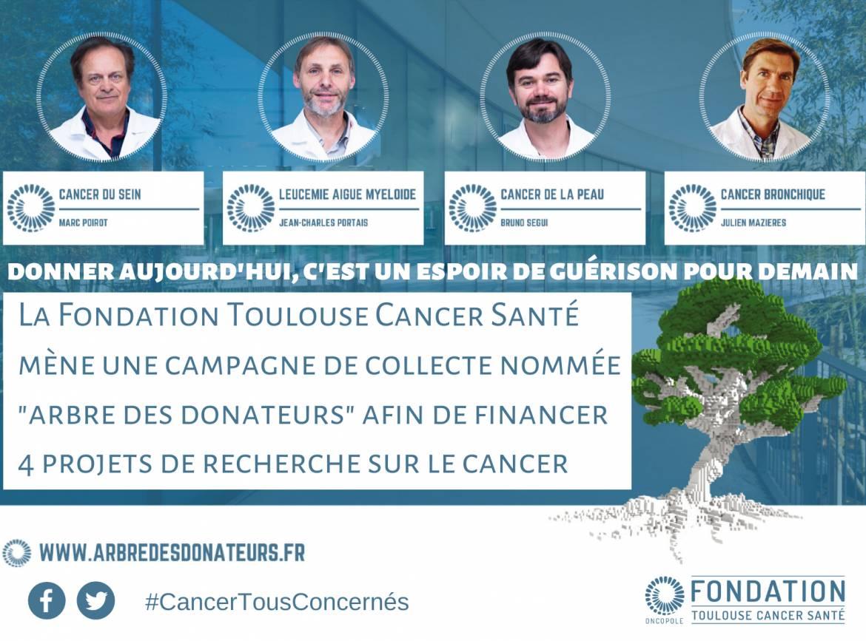 Arbre Des Donateurd