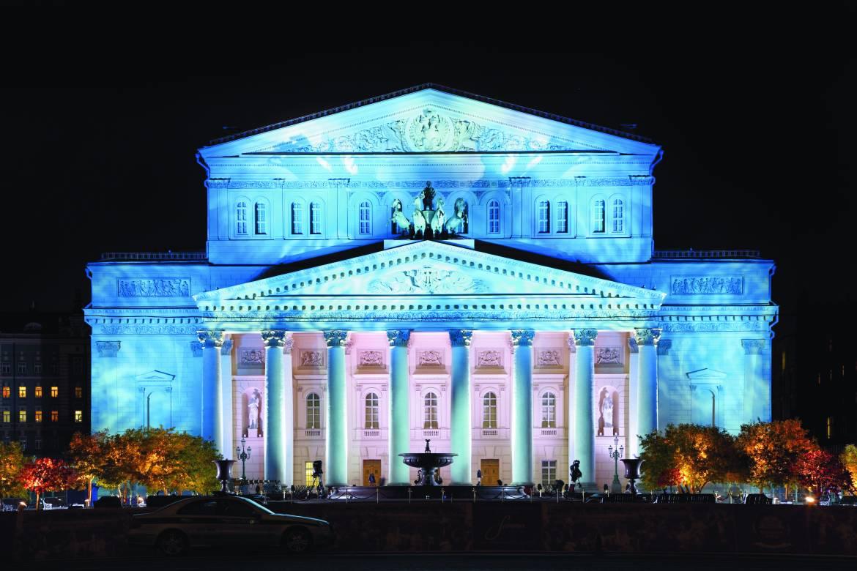 Théâtre du Bolchoi © Pyotr Ushanov