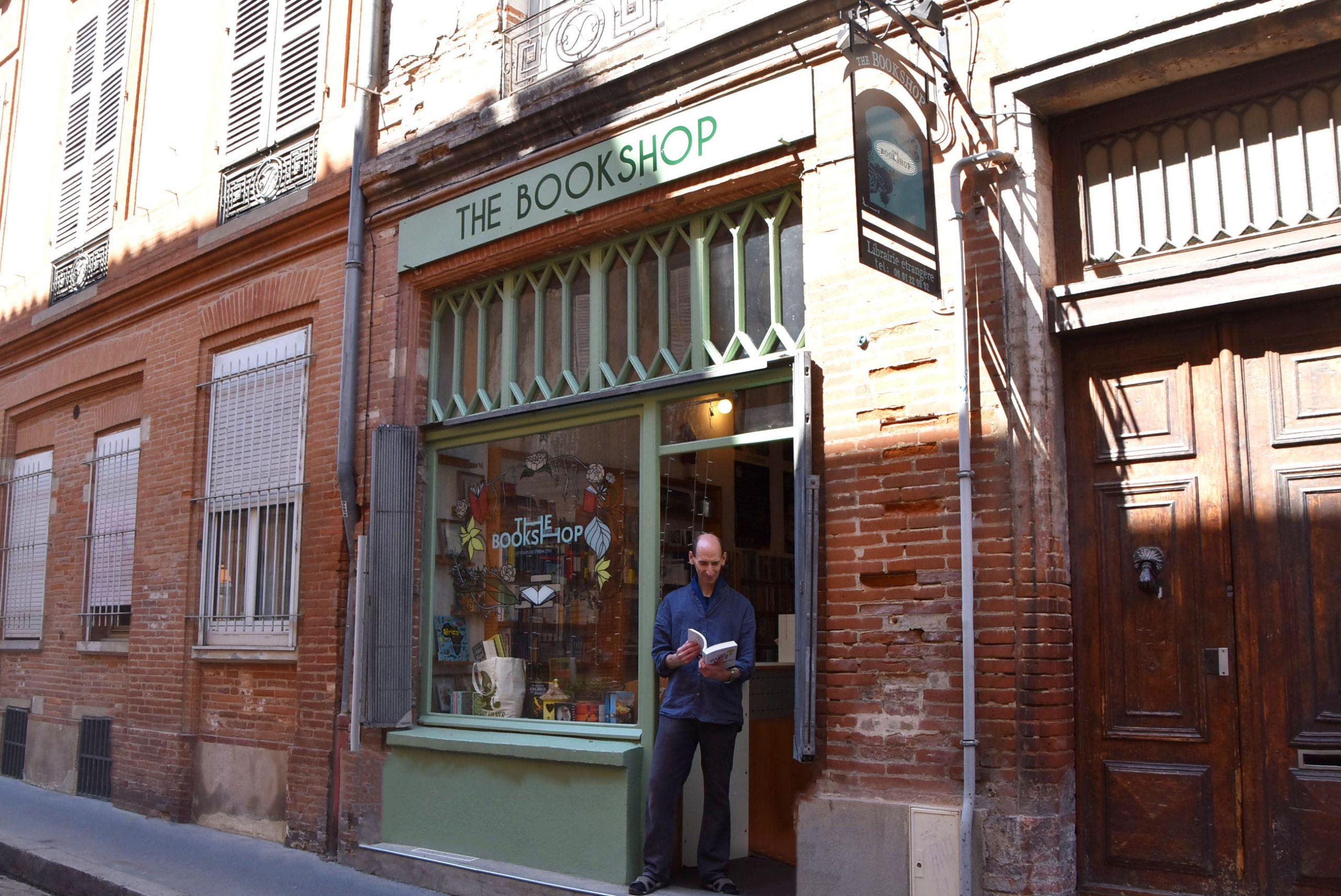 Bookshop Commercant