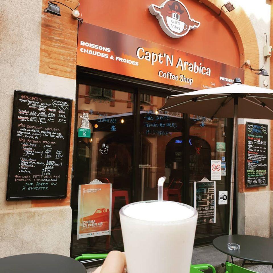 Capt'n Arabica Toulouse Café 6