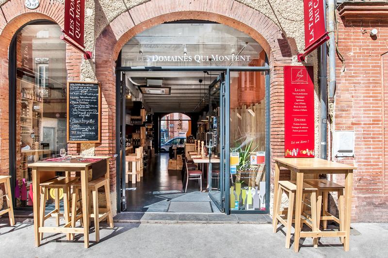 3728 Toulouse 31000 Cave Manger Vin Epicerie
