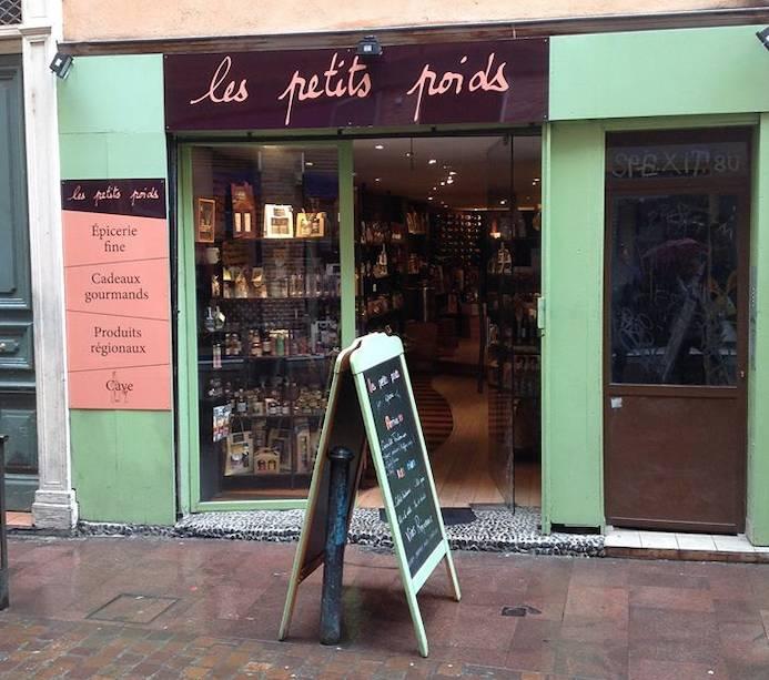 Les Petits Poids Toulouse Épicerie