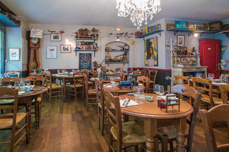 Madeleinde De Proust Toulouse Restaurant