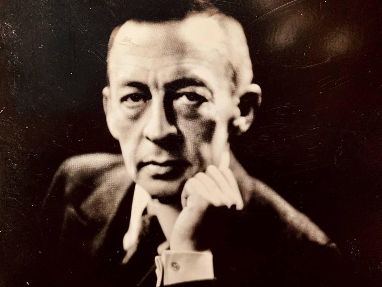Serge Rachmaninov - photo du temps des Chansons russes