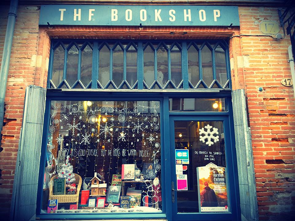 The Bookshop Librairie toulouse