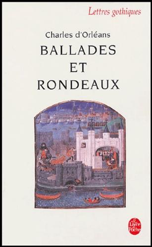 Ballades Et Rondeaux